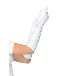 PORE Satin Gloves