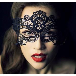 Classic black mask