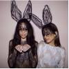Orejitas de Bunny girl de encaje