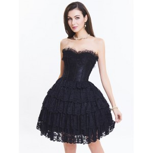 RINSE corset dress