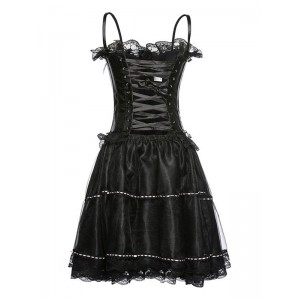 Corset with skirt MAYKO