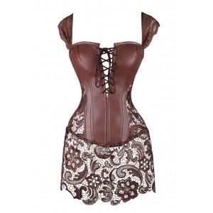 Black corset Beyonce