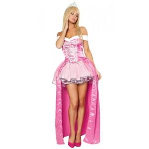 Disfraz de princesa  Lady