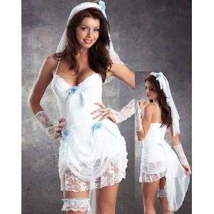 Disfraz de novia Sexy