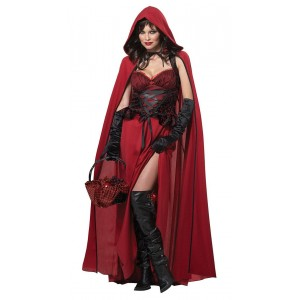 Riding Hood Costume