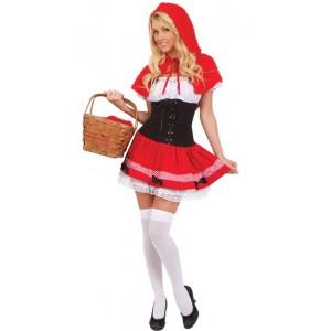 Sexy costume caperucita