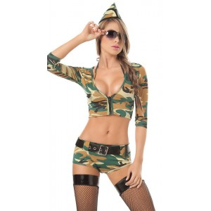 Disfraz de Sargento