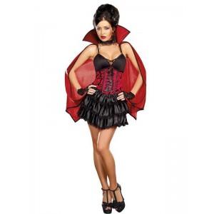 Disfraz vampiresa COFIELD