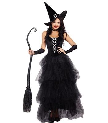 Witch Costume CABALIC