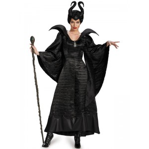 Halloween costume Maleficent