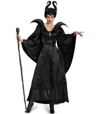 Halloween costume Maleficent
