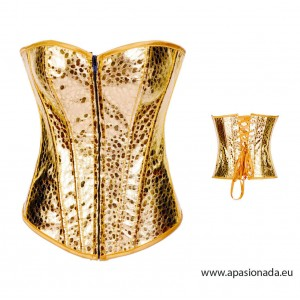 Corset Gold or Silver