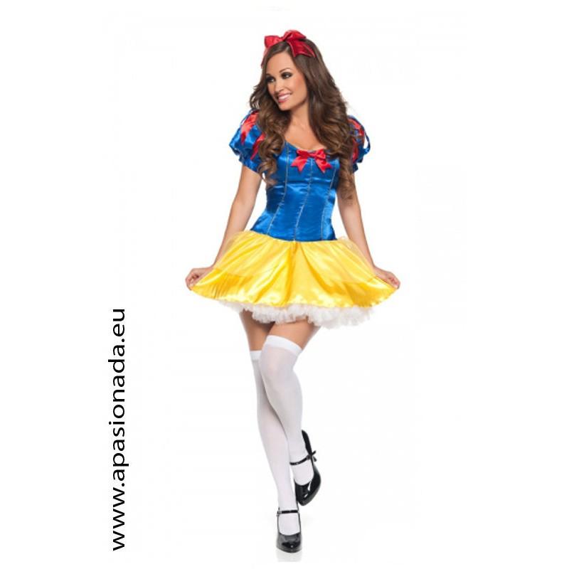 Disfraz de Blancanieves Sexy