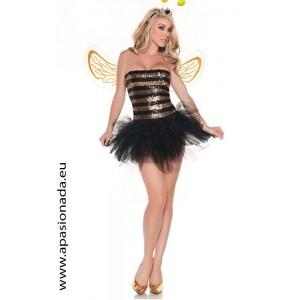 Disfraz de abeja sexy