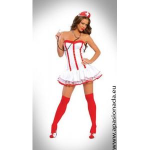 Vestido de enfermera