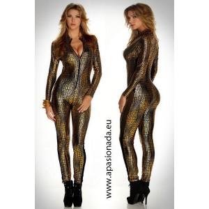 SCRIPTALON Jumpsuit Suit