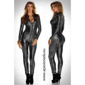 SCRIPTALON Jumpsuit Suit