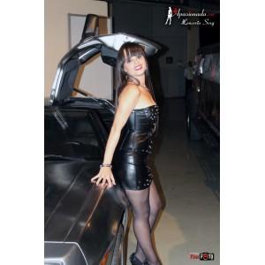 Corset and skirt THORNIA